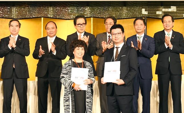 Thủ tướng chứng kiến dòng vốn 22 tỷ USD hợp tác đầu tư Việt - Nhật - ảnh 2