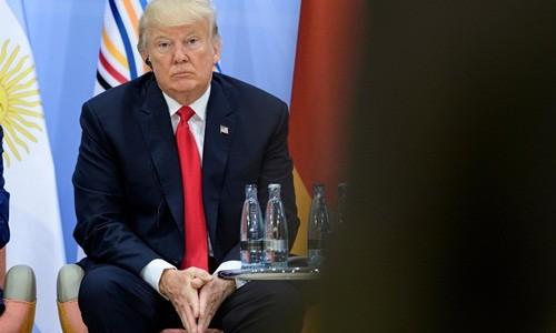 Thế cô lập tứ bề của Trump tại G20 - ảnh 1