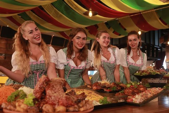 Một Bavaria trên đỉnh Bà Nà với lễ hội bia đặc sắc - ảnh 2