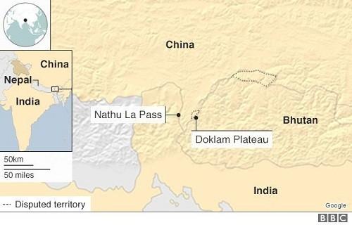 Chiến tranh Trung-Ấn - kịch bản nguy hiểm nhưng xa vời - ảnh 1