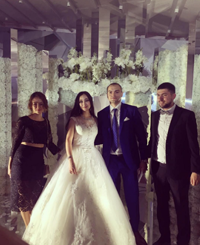 Thẩm phán Nga bị tố chi triệu đô làm đám cưới cho con - ảnh 1