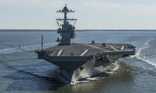 4 điểm hạn chế uy lực tàu sân bay tối tân của Mỹ - ảnh 1