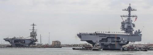 4 điểm hạn chế uy lực tàu sân bay tối tân của Mỹ - ảnh 2