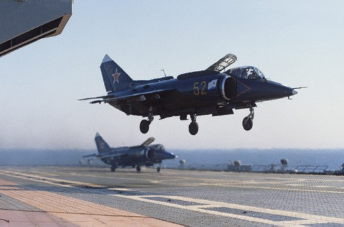 Lớp tàu sân bay lai tạp kém thành công của Liên Xô - ảnh 1