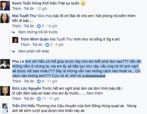 Đồng nghiệp tranh luận về cách 'cứu' Đông Hùng khỏi nợ nần của mẹ - ảnh 2