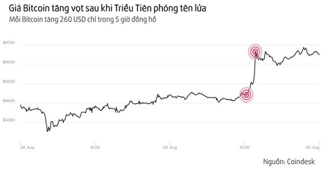 Bitcoin đang trở thành kênh cất giấu tài sản hấp dẫn hơn vàng - ảnh 1