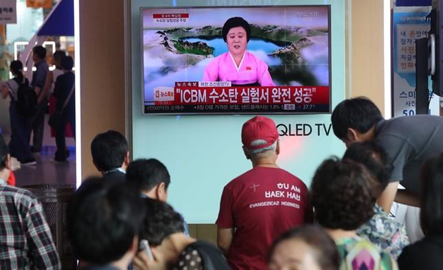 Mỹ đe dọa 'trả đũa quân sự quy mô lớn' với Triều Tiên - ảnh 1