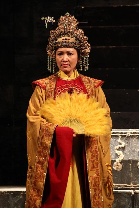 Phản ứng không ngờ của khán giả khi Minh Hòa đóng vai ác - ảnh 2