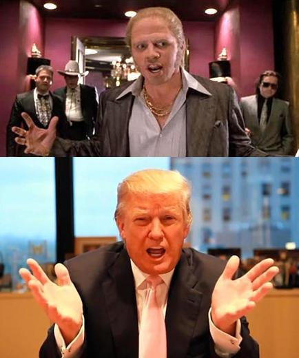 16 năm trước, phim Hollywood đã dự đoán Trump đắc cử - ảnh 1