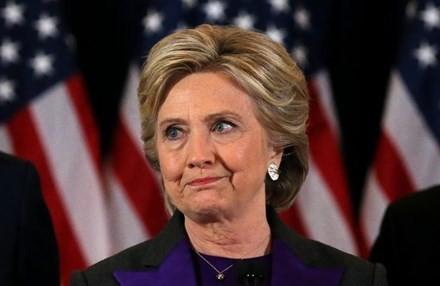 Bà Clinton phát biểu sau khi thua Trump: 'Điều này thật đau đớn' - ảnh 1