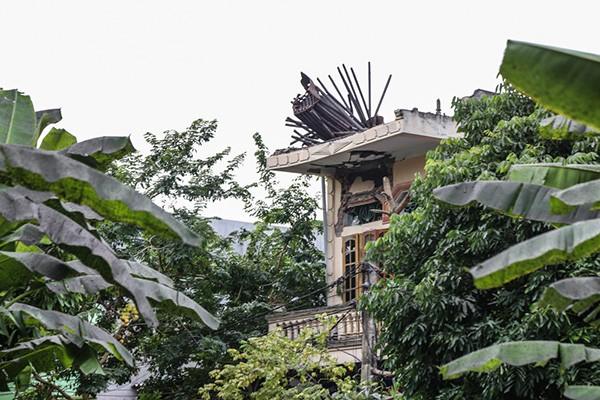 Hiện trường tan hoang sau vụ nổ lò hơi làm 8 người thương vong - ảnh 9