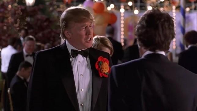Những lần góp mặt chớp nhoáng trên màn ảnh của Donald Trump - ảnh 13