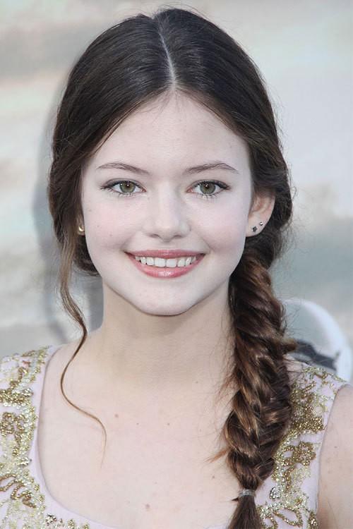 Mackenzie Foy - từ cô bé đóng 'Twilight' đến mỹ nhân 16 tuổi - ảnh 3