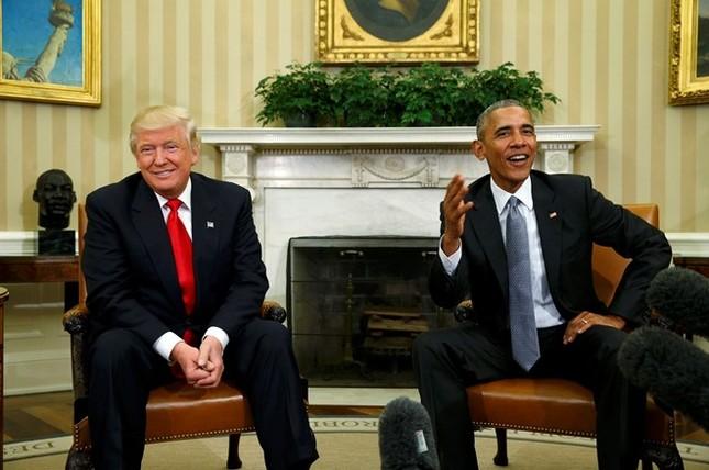 8 điều Trump 'bội phản' sau khi đắc cử - ảnh 1