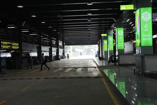 Sân bay Tân Sơn Nhất có nhà xe '5 sao' - ảnh 1