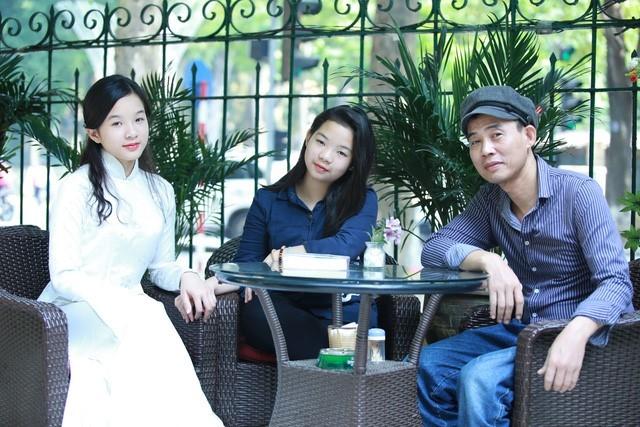 Chuyện hai con gái tài năng của nghệ sĩ Thanh Thanh Hiền - ảnh 1