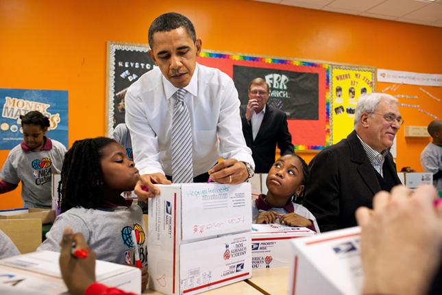 Obama có thất nghiệp sau khi rời Nhà Trắng? - ảnh 1