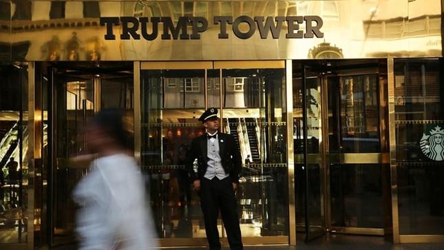 Bảo vệ tòa tháp Trump là thách thức chưa từng có - ảnh 1