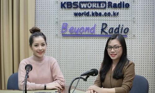 Chi Pu xuất hiện trên đài KBS sau chiến thắng tại Asia Artist Awards 2016 - ảnh 2