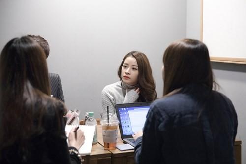 Chi Pu xuất hiện trên đài KBS sau chiến thắng tại Asia Artist Awards 2016 - ảnh 4