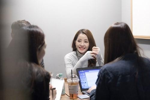Chi Pu xuất hiện trên đài KBS sau chiến thắng tại Asia Artist Awards 2016 - ảnh 5