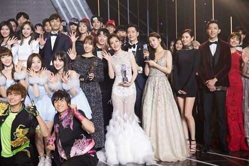 Chi Pu xuất hiện trên đài KBS sau chiến thắng tại Asia Artist Awards 2016 - ảnh 6