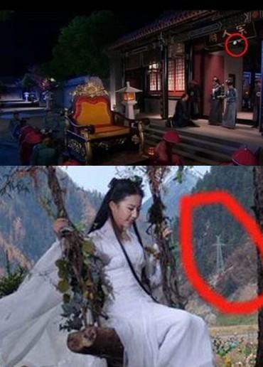 Các lỗi quen thuộc trong phim cổ trang Hoa ngữ - ảnh 1