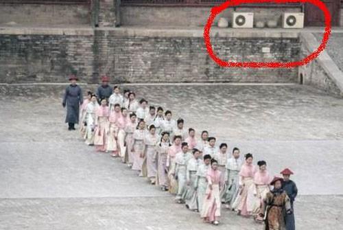 Các lỗi quen thuộc trong phim cổ trang Hoa ngữ - ảnh 6