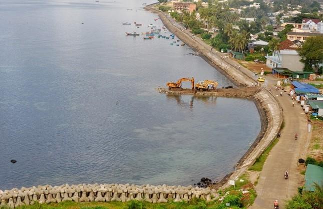 Lý Sơn đầu tư 200 tỷ đồng xây cảng du lịch - ảnh 1