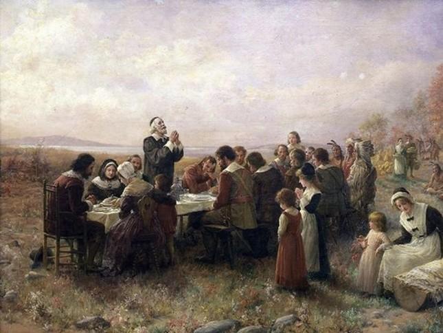 Vì sao người Mỹ ăn mừng lễ Tạ ơn? - ảnh 1