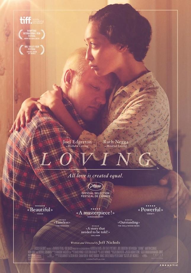 'Loving': Câu chuyện tình yêu thay đổi lịch sử nước Mỹ - ảnh 1