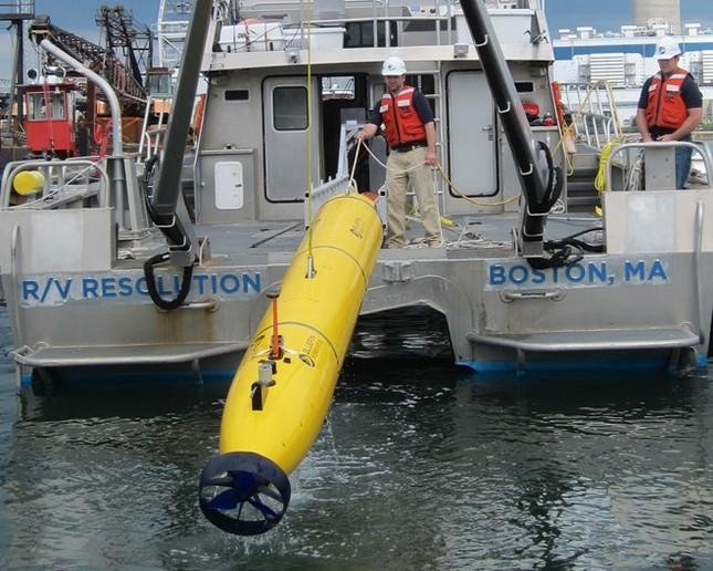 Mỹ phát triển robot nhằm thống trị đáy đại dương - ảnh 1