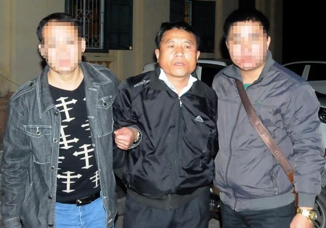 Cuộc vây bắt nhóm buôn 300 bánh heroin trong đêm - ảnh 1