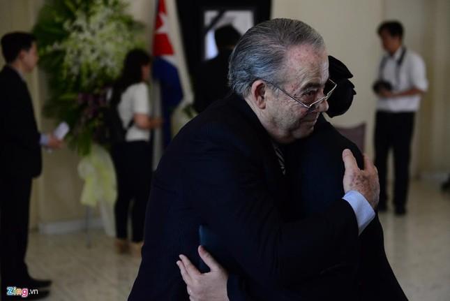 Bí thư Đinh La Thăng viếng lãnh tụ Fidel Castro - ảnh 5