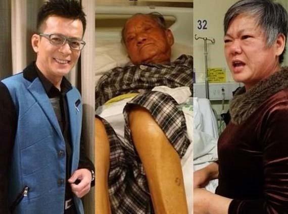 Tài tử 'Thiên long bát bộ' mắc bạo bệnh, vợ bị ung thư máu - ảnh 2
