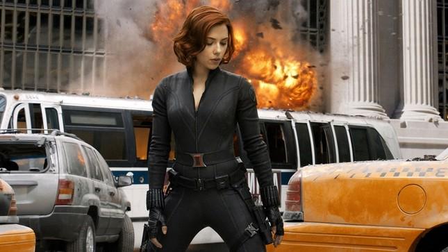 10 nhân vật nữ ấn tượng trong phim siêu anh hùng - ảnh 10