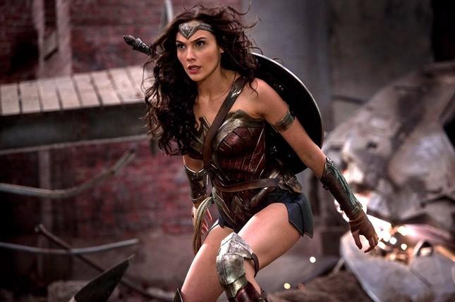 10 nhân vật nữ ấn tượng trong phim siêu anh hùng - ảnh 1