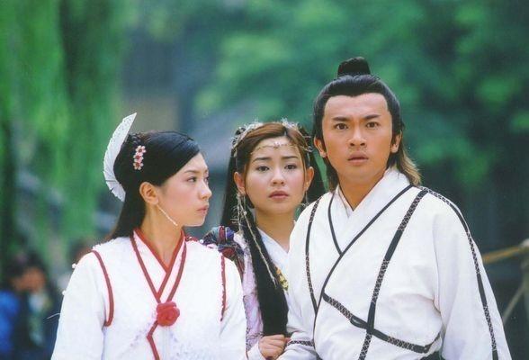 7 tài tử là nam chính kinh điển của phim kiếm hiệp Kim Dung - ảnh 3
