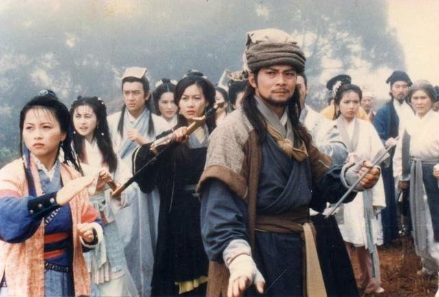 7 tài tử là nam chính kinh điển của phim kiếm hiệp Kim Dung - ảnh 5