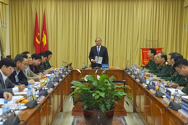 Thủ tướng kiểm tra công tác tu bổ định kỳ Lăng Bác - ảnh 1