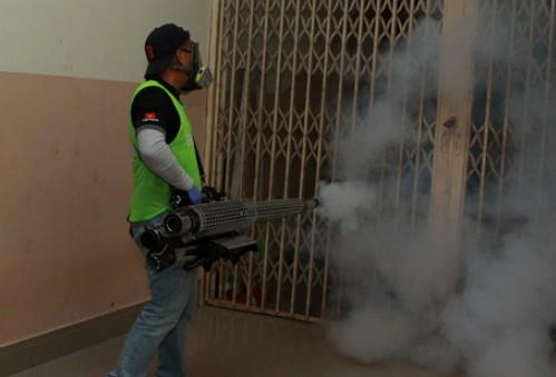 Gần 100 người Sài Gòn nhiễm virus Zika - ảnh 1