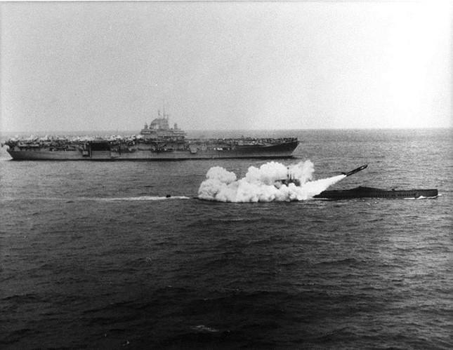 Tàu ngầm bí ẩn của Mỹ trong Chiến tranh Lạnh - ảnh 1