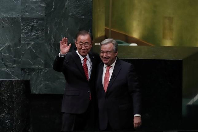 Liên Hợp Quốc chính thức có tổng thư ký mới - ảnh 1
