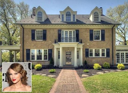 8 biệt thự triệu đô của Taylor Swift - ảnh 1