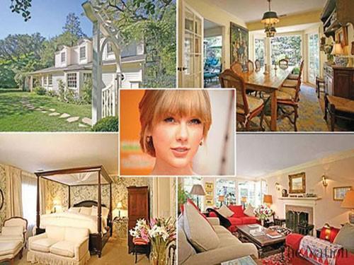 8 biệt thự triệu đô của Taylor Swift - ảnh 4