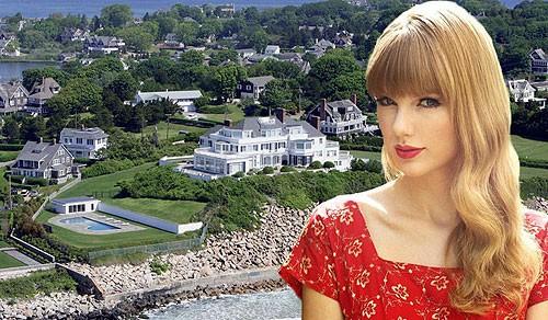 8 biệt thự triệu đô của Taylor Swift - ảnh 7