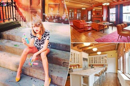 8 biệt thự triệu đô của Taylor Swift - ảnh 8