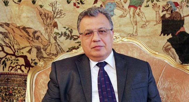 Đại sứ Nga bị ám sát ở Thổ Nhĩ Kỳ - ảnh 1