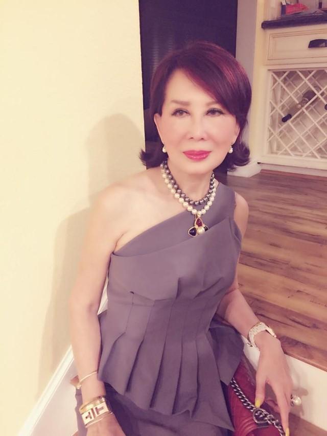 Mẹ MC Kỳ Duyên và những dấu ấn một mỹ nhân Sài Gòn - ảnh 7