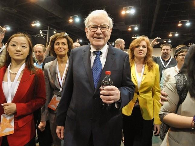 Những điều ít biết về Buffett và khối tài sản 70 tỷ USD - ảnh 10